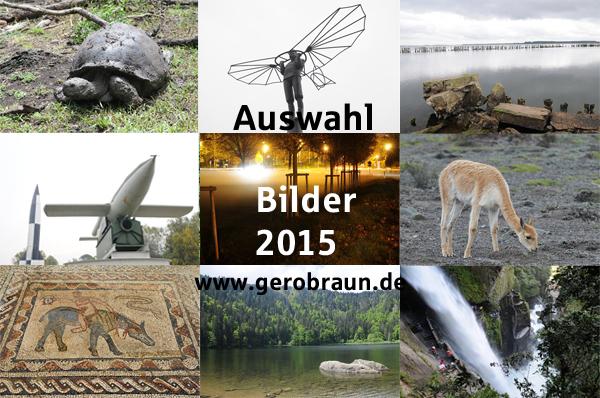 Auswahl Bilder 2015 gero