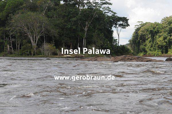 Insel Palawa