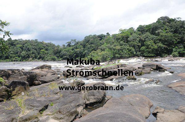 Makuba Stromschnellen