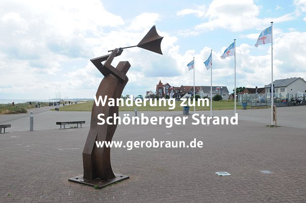 Wanderung zum Schönberger Strand